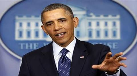 In an interview, President Barack Obama said his family will be happy to be out of the White House. (Reuters)