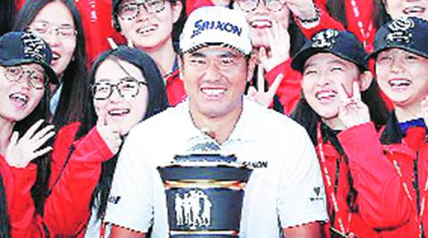 he reluctant protagonist: Japanese golfer Hideki Matsuyama is on course to becoming the world's first top-ranked golfer from Asia.