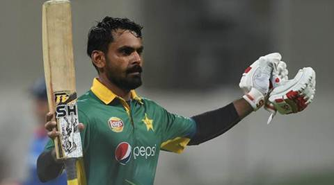 Stand-in captain Mohammad Hafeez's 72 led Pakistan to their first victory in Australia. (Reuters)