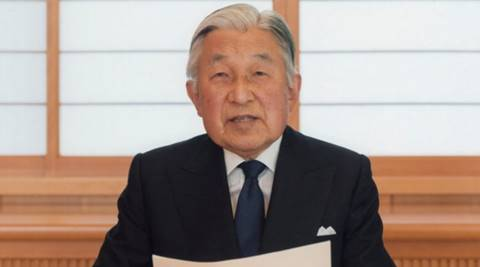 Japan is planning for Emperor Akihito to retire and be replaced by his eldest son. (Reuters)