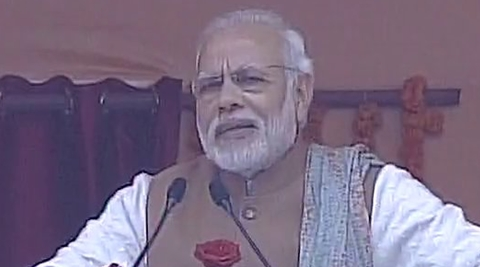 PM Modi Parivartan rally, PM Modi Lucknow rally