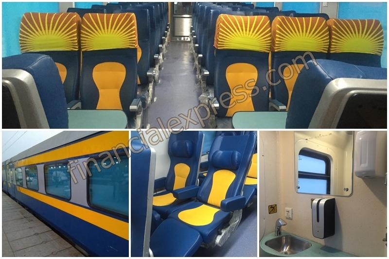 Indian Railways, Indian Railways Suresh Prabhu, Indian Railways chair cars, Indian Railways luxury chair car, Indian Railways new chair car features