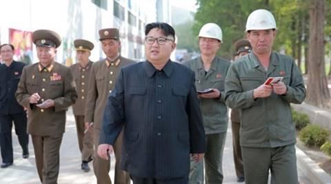 North Korean premier Kim Jong-un. (Reuters)