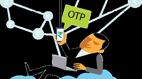 The OTP received by SMS is used to authenticate a user while transacting on the internet. The paperwork for buying insurance is tedious.