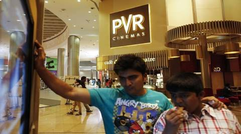 PVR currently operates a cinema circuit comprising 562 screens in 122 properties in 48 cities pan India. (Reuters)