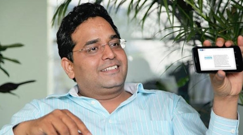 Shekhar Sharma was clearly high on the success of the company in the wake of PM Narendra Modi's demonetisation drive. (PTI)