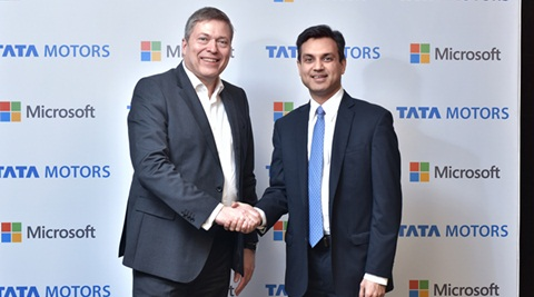 Tata Motors and Microsoft's connected cars. What it means for you and can it be successful?