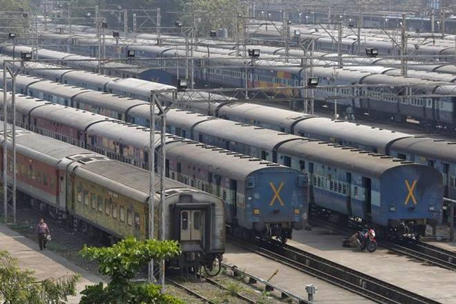 Indian Railways, CRH, China Railway High speed, high-speed rail system in India, Gatiman express, Rajdhani, Shatabdi, Rashtriya Rail Sanraksha Kosh, GSM-Railways