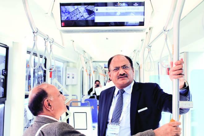 Pune Transport, Pune Metro, Maha Metro, Maharashtra Metro Rail Corporation, Brijesh Dixit, BIM, economic affairs ministry, Nagpur Metro