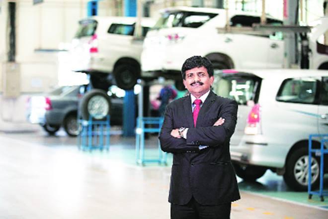 Toyota Kirloskar Motor, Fortunner, Innova Crysta, N Raja, Innova Crysta, Toyota Kirloskar Motor business plan