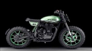 Meet the new Royal Enfield Classic 500 Green Fly, it's a stunner! - The Financial Express