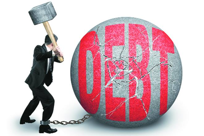 SDR, debt amounts, net debt, Ebitda, Jaiprakash Power, NPL, CMP, conversion price, face value
