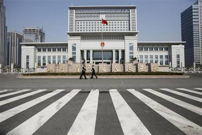 China's Supreme People's Court has blacklisted 6.73 million bank defaulters and restricted them from travelling by plane, applying for loans & credit cards or getting promoted. (Reuters)