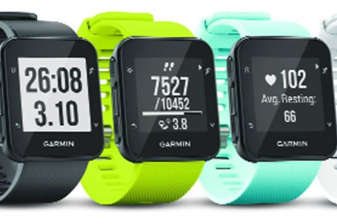 Garmin Forerunner 35, Smartwatch, Smartwatch market in India, satellite navigation watches, navigation enabled watches, iOS, Android, Garmin Connect