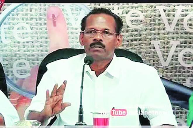 Kerala excise minister TP Ramakrishnan