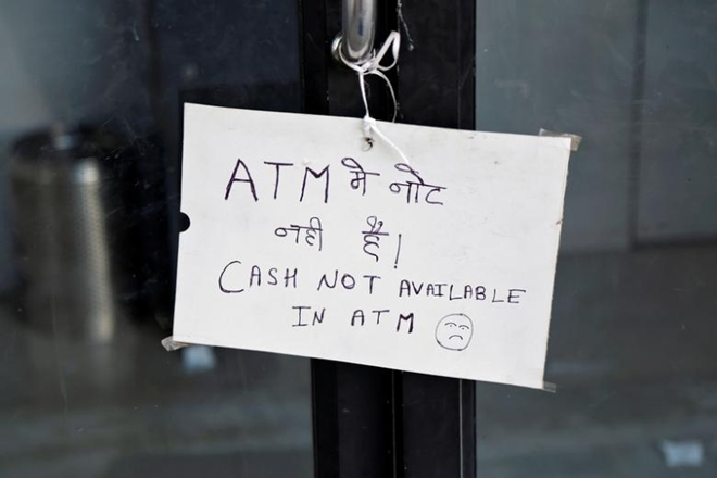 It has been more than 3 months since PM Modi had announced the implementation of the note ban. (Reuters)