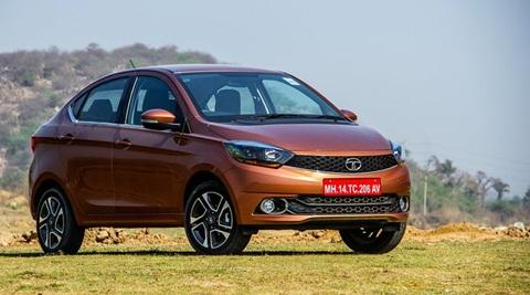 New Tata Tigor launched at Rs 4.7 lakh