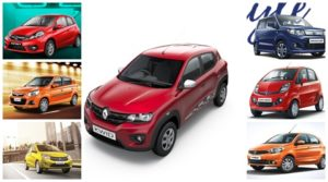 Cheapest automatic cars in India - The Financial Express