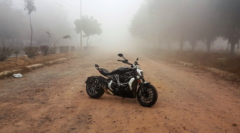 Ducati XDiavel S review – Outrageous, weird and scary but a cruiser?