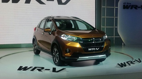 Honda WR-V receives 2,500 bookings within a week