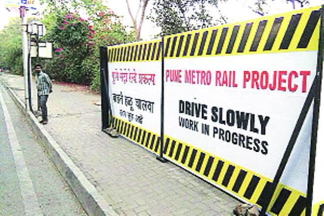 Pune Metro project, Maha Metro, Maharashtra Metro Rail Corporation, ITD Cementation India, NCC, Soma Enterprises, IMC Projects India, Metro in Pune, Metro in Maharashtra