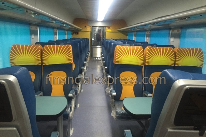 Indian Railways, luxury coach