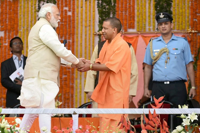narendra modi, yogi adityanath, modi yogi, yogi modi, donald trump, yogi adityanath donald trump, yogi trump, trump yogi, modi trump, trump modi, uttar pradesh, up, uttar pradesh chief minister, up cm, yogi news, yogi adityanath future, yogi adityanath story