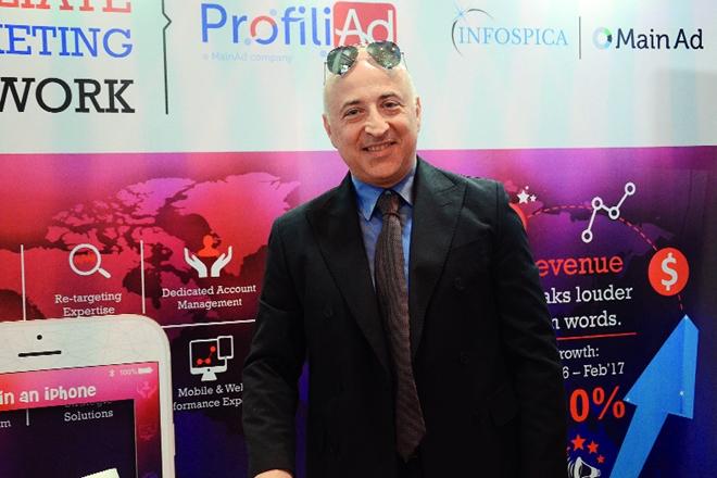 Marino Gualano, general manager & co-founder, MainAd