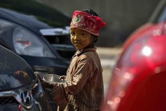 Model anti-begging law, beggars in India, criminalising beggary