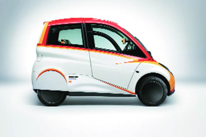 Shell, concept city car, road transport sector, Project M, SUV, Shell Helix Ultra engine oil, PurePlus Technology