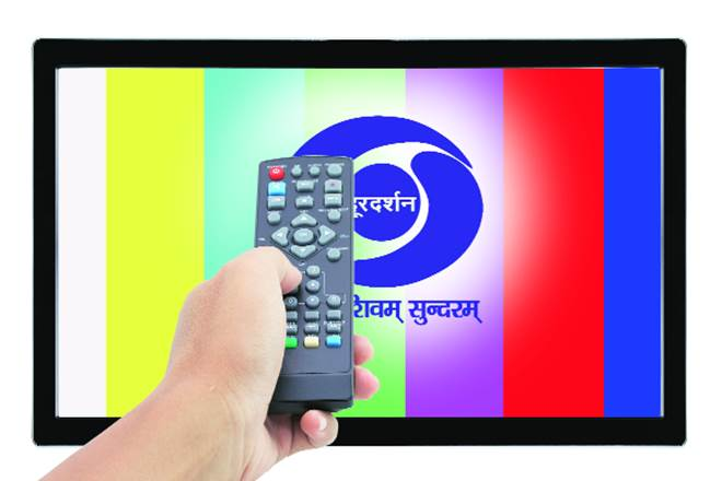 Doordarshan, Doordarshan makeover, DD Kids, DD National, DD News, Prasar Bharati