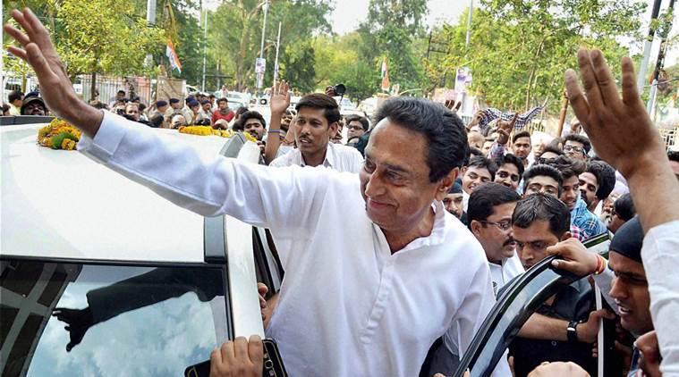 BJP, Congress, Kamal Nath Shiela Dixit