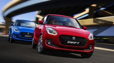 2017 Maruti Suzuki Swift production to start in October, launch in early 2018