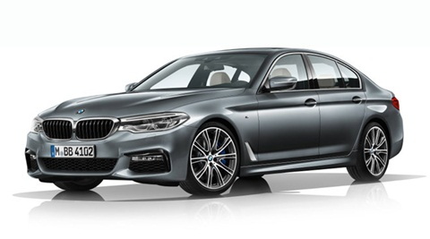New BMW 5-Series to launch on 29th June, bookings open