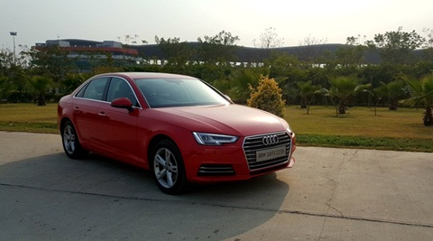 Audi A4 30 TFSI Review, how being an 'in-betweener' can be one's strength