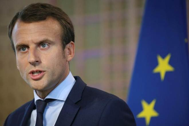 Emmanuel Macron, Macron, EU, Brexit, Theresa May, French