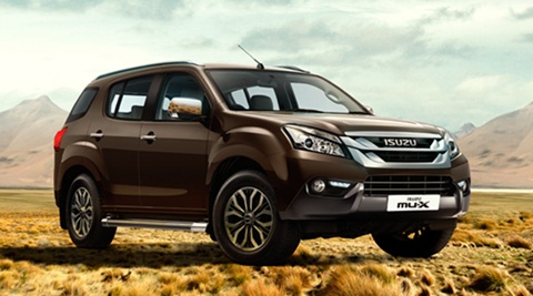 GST impact: Isuzu offers discounts of upto Rs 1.5 lakh on V-Cross and MU-X