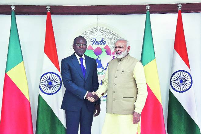 India, Africa, african development bank, sustained development partnership
