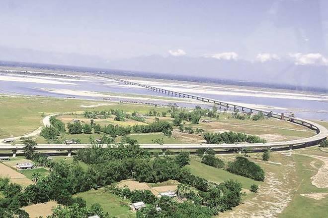 Dhola Sadiya, iconic bridges, iconic indian bridges, India's engineering marvels, engineering marvels, Mahatma Gandhi Setu, Bandra-Worli Sea Link, Godavari Bridge, Godavari Arch Bridge, Pamban Bridge, New Yamuna Bridge, Howrah Bridge