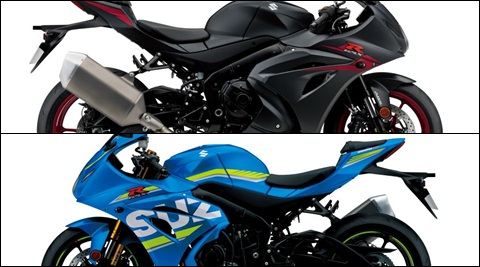 New Suzuki GSX-R1000 and GSX-R1000R launched at Rs 19 lakh