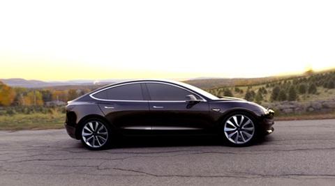 Tesla reveal details on the Model 3