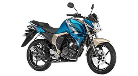 Yamaha updates FZ with AHO and body graphics, priced at 81,611