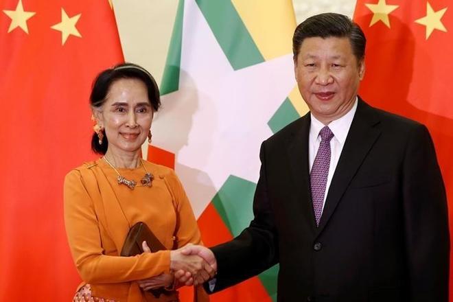 China, Myanmar, China militia, China-Myanmar relations, One Belt One Road initiative