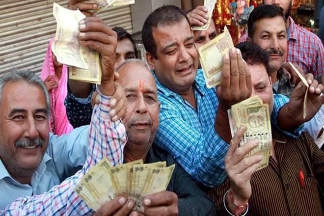 MODI, Modi government, BJP, acche din, Demonetisation