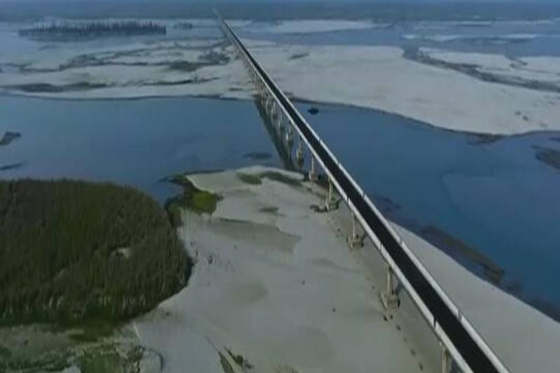Dhola-Sadiya bridge, Dhola-Sadiya bridge Assam, Dhola-Sadiya bridge tanks, Dhola-Sadiya bridge photos, India's longest bridge