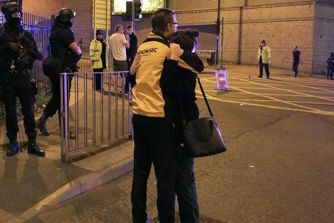 Bomb squads, suicide bomb, Terrorism, Manchester