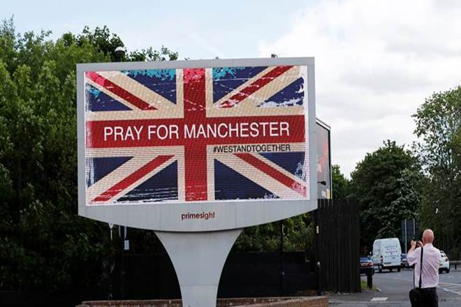 Suicide bomber, Great City Games, Manchester, terror attack, atheletics, athletes