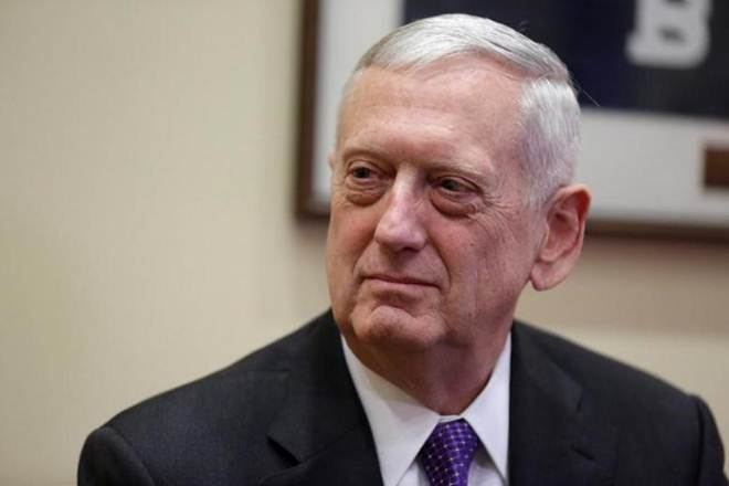 James Mattis, USA, Annihilation, Syria, Manchester, US Secretary of Defense