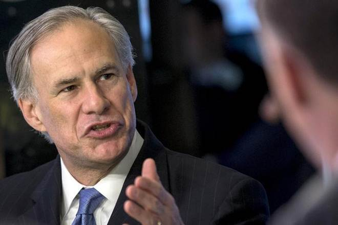 Texas, Greg Abbott, gun-safety, handgun license, Republican, journalists