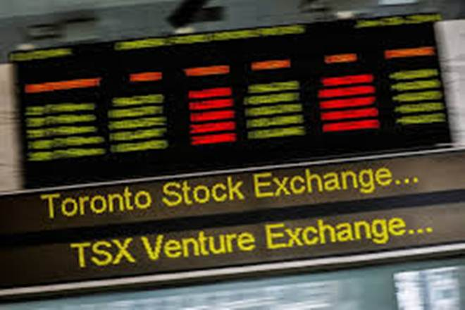 Canada, Stock, railway stocks, banks, trade, gold miners